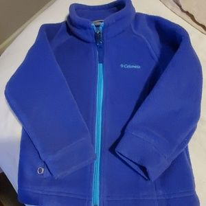 Toddler Girl Columbia Jacket